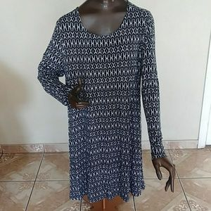 3 for 25 Old Navy long sleeve dress